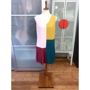 Anthropologie HD in Paris Jules Colorblock Dress